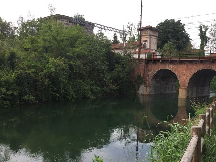 Architecture Plant Bridge River