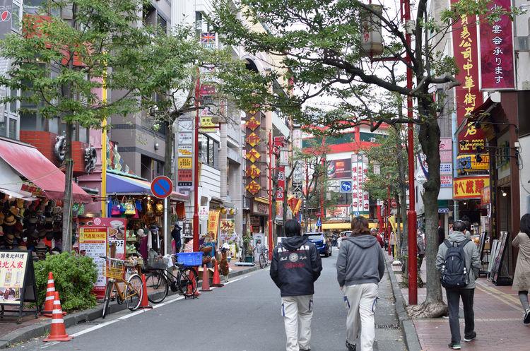 Chinatown Day Street Yokohama 中華街 横浜 横浜中華街