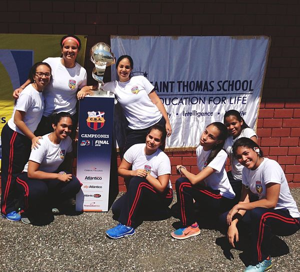 Education for life The Color Of School SaintThomasSchool Teenage Girls