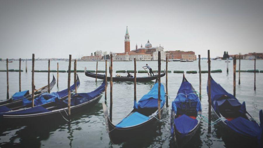 Venezia Venice, Italy Italy Gondola Italia Travel Destinations Travel Photography Nikon OpenEdit Scenics Gondola - Traditional Boat Water Nautical Vessel Architecture