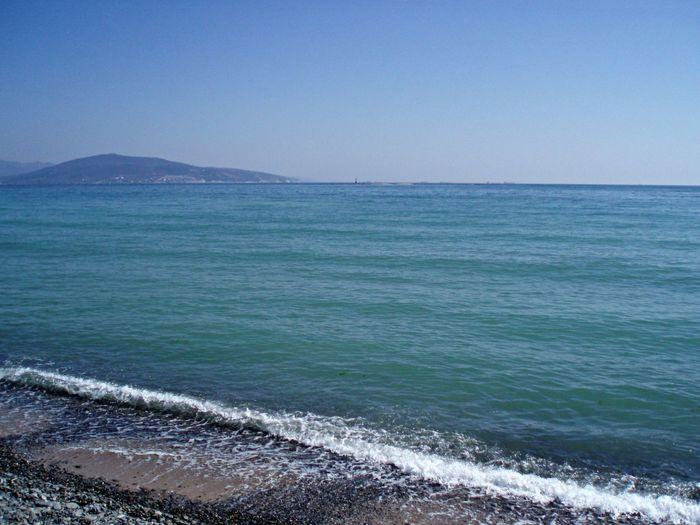 Sea Spring March Novorossiysk Алексино Море весна март новороссийск Shore