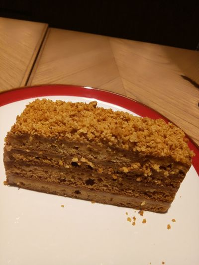 Food Ready-to-eat Close-up Indoors  Cake