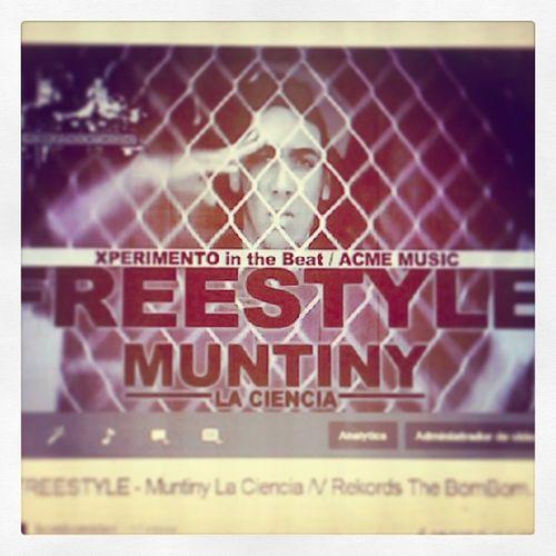 Nueva producción. Muntiny Freestyle Xperimento Acmemusic Rap Dominican 2013 Mexico Vrekords TheBomBomKlan HipHop