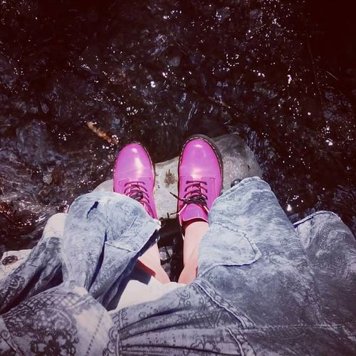 My Lovely Shoes Drmartens GoodTimes Water Forest