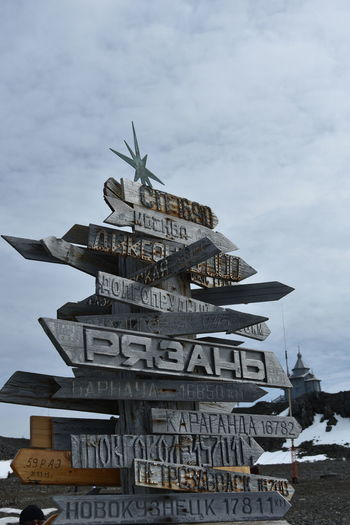 Antarctic Antarctic Peninsula Antarctica Bellingshausen Station Frozen Naval Base Russia