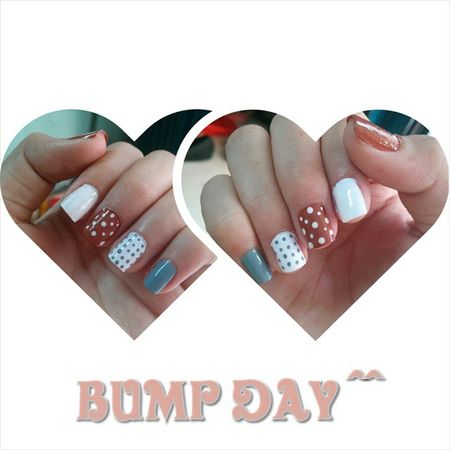 Nghịch một chút 😁😁😁 Love it. Love it. Look it i feel fine and improve my spirit 😍😍😍 Nail 💅 BASED On Emotion 🙆 hcm tanbinh saigon quangngai vietnam girly strange happyday soft cutie color 🎨