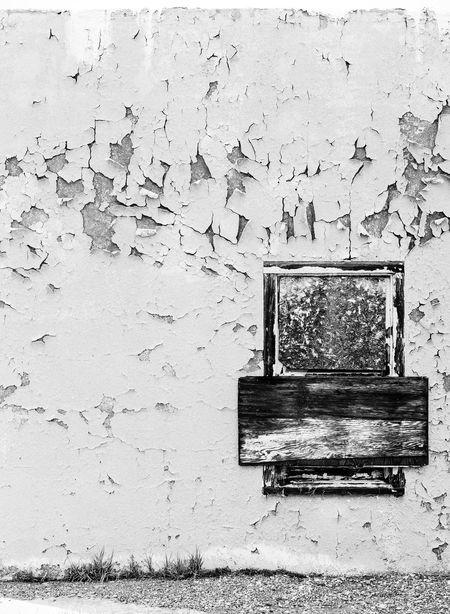 Abandoned Arizona Black And White Boarded Up Mamiya Medium Format Peeling Paint Textured Surface Urban Decay Urban Exploration Wall