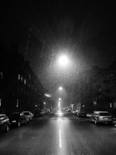 go home, weather, you are drunk EyeEm Best Shots - Black + White Pictureoftheday EyeEm Best Shots Monochrome Blackandwhite Streetphoto_bw Night Photography B/w Diary EE_Daily: Black And White Urbanphotography