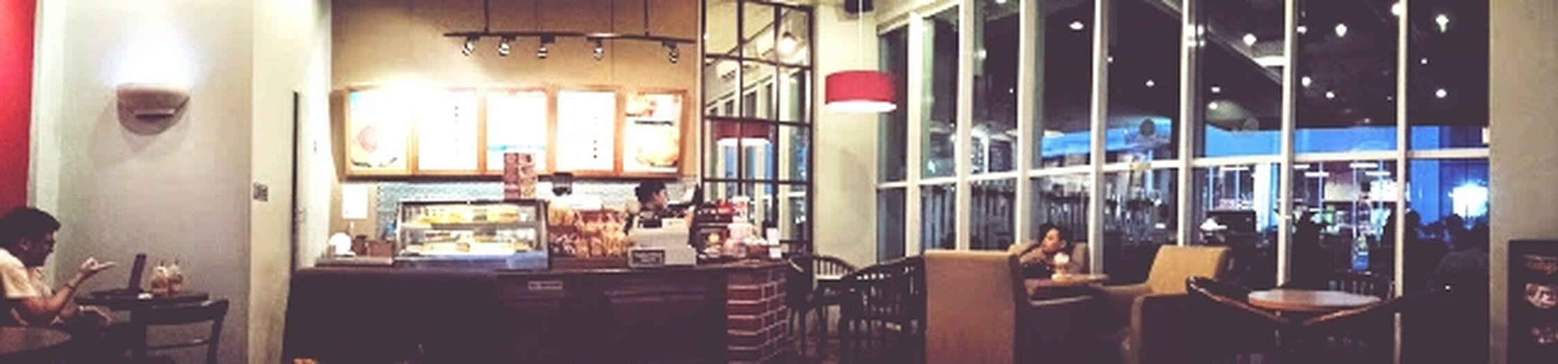 Coffee Time Hanging Out Serpong Teras Kota