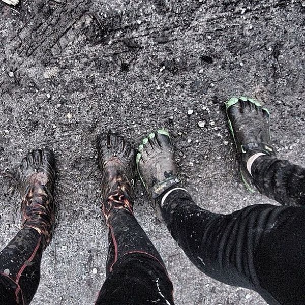 Zeigt her Eure Füße Sklblog Fivefingers Run Laufen Grießberg