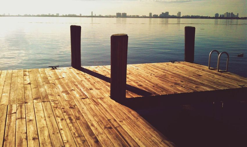 Deck View Deck Wooden Deck Ocean Ocean View Oceanside Oceanview Ocean Photography Sunrise_Collection Colors Of Nature Sunrise Colors Sunrise Photography Miami FL Usa 🇺🇸☀️ Sun_collection Golden Hour Nature_collection Nature Photography Nature 43 Golden Moments