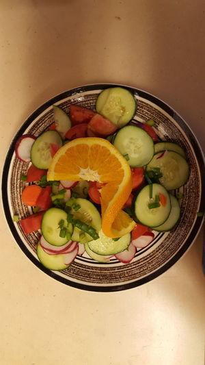 summer salad Cucumber Salad Summer Salad Food Healthy Eating Salad