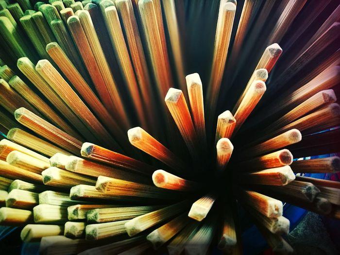 shopsticks Shopsticks No People Indoors  Education Close-up Multi Colored Day Desk Organizer