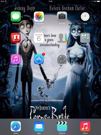 My New Wallpaper Tim Burton Style Beautiful ♥ Corpse Bride