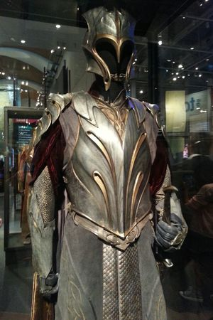 Movie Props Costumes The Hobbit Close up look at Amazingness lol