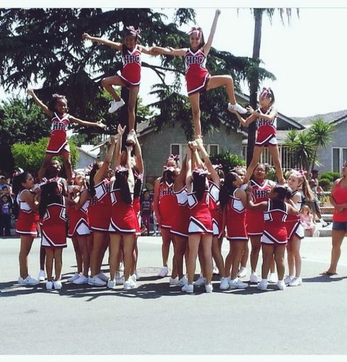 Cheer First Eyeem Photo