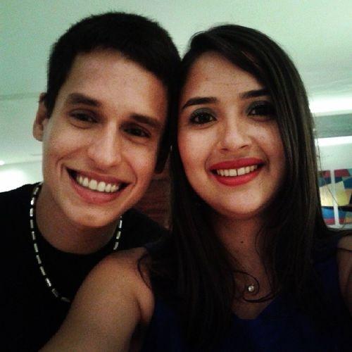 Que sorte a nossa hein? ♡ Love Boyfriend Nataldosnobregas Smile