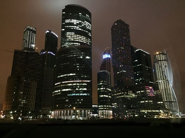 Moscow Night Beutiful  I Love It ❤