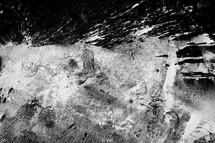 Backgrounds Full Frame Abstract No People Day Close-up Textured  Outdoors Water Ink Nature