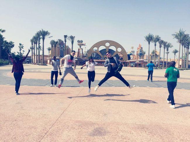 Outdoors Happiness Dubai❤ Fun Adult People Of EyeEm Cheerful Dubaiparks Hoteliers