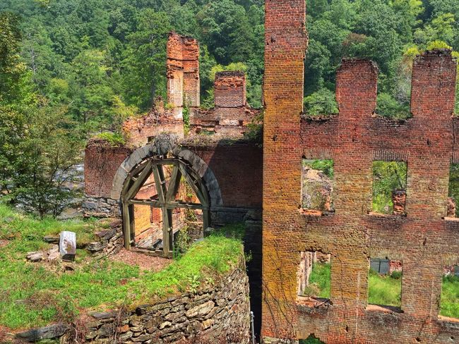 Nature_collection ] Tadaa Community Ruins Hiking Sweetwater Creek
