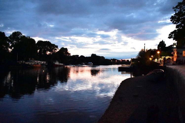 Water Cloud -