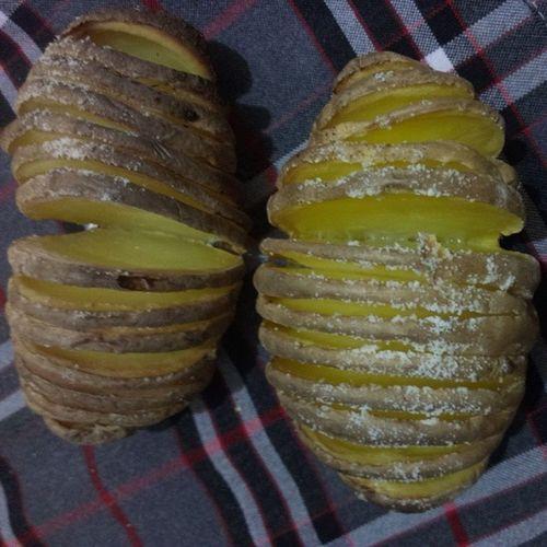 Hüseyin Dumru'dan Farklı Bir Patates Pişirme taktiği ;)
