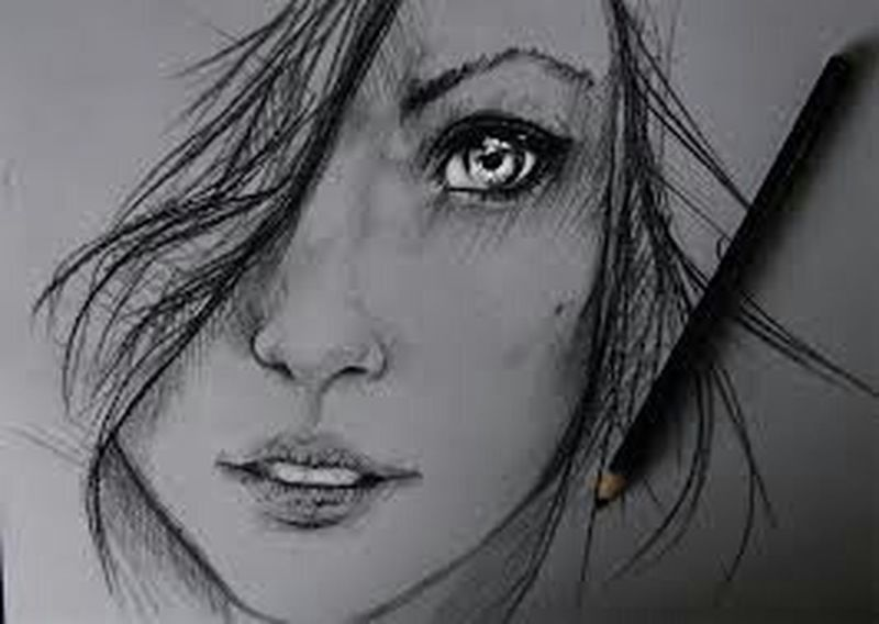 Check This Out Pencil Drawing Talent Appreciation Art
