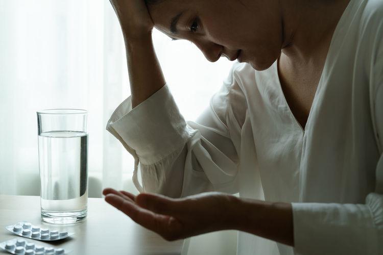 headache women