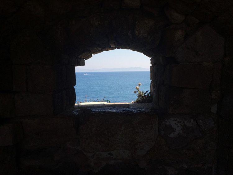 La finestra.