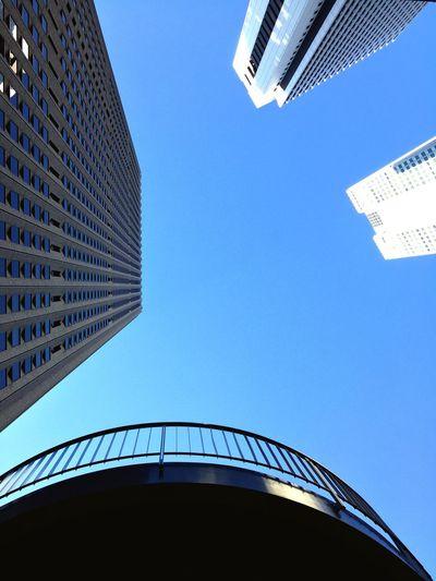 Sinjyuku Japan Tokyo Building