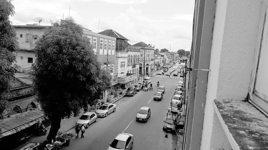Rua Luiz Antony, centro Manaus, da janela do meu trampo. Taking Photos