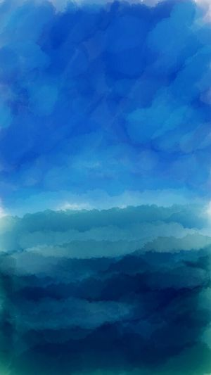 Fade Away Hello World Check This Out ArtWork Watercolor Simplicity