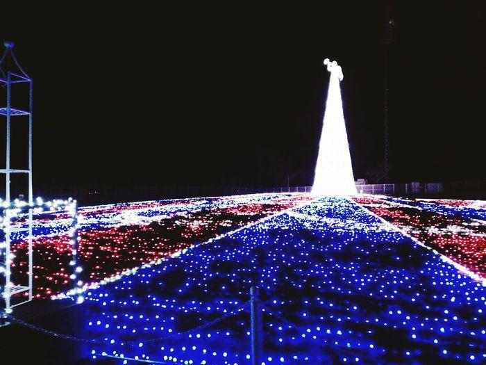 よみうりランド イルミネーション クリスマス
