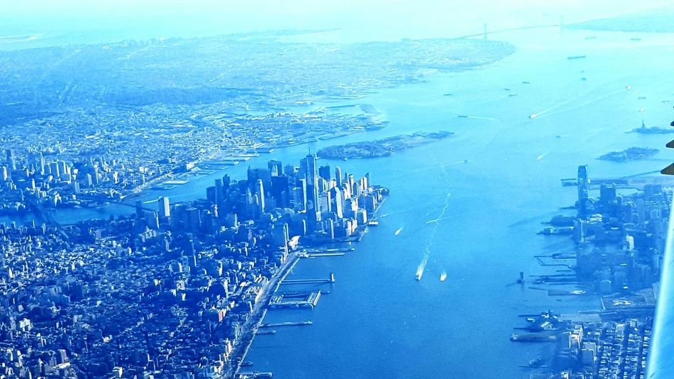 NYC NYC Photography Newyork Newyorkcity From My Point Of View Amazing View InFlightPhoto Inflight EyeEm Best Shots