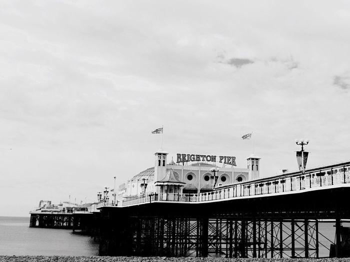 Tourist Resort Of Palace Pier