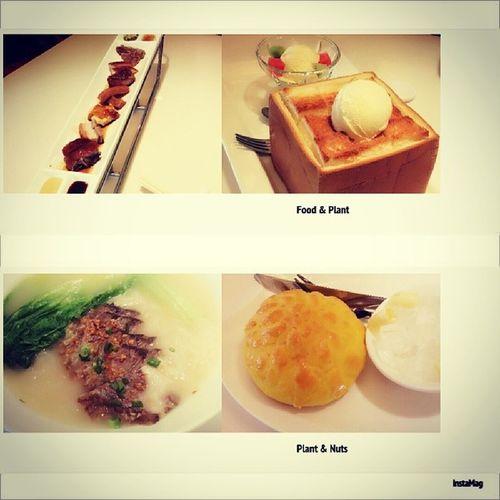 太兴餐厅 八宝拼盘 菠萝油 清汤牛腩米粉 冰激凌面包