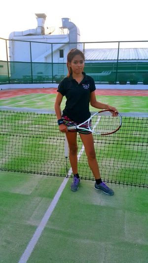 Tennis Nike✔ Sports Sportgirls Sport Time Exercise Fitgirl Workout Lalita😊 Court