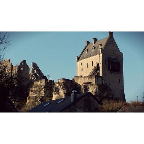 Roadtrip Luxemburg Castle Larochette