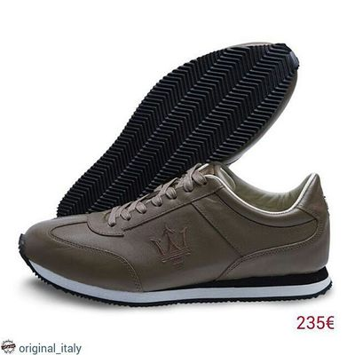 EzRepost @original_italy with @ezrepostapp Самые крутые кроссовки, оригинальные MASERATI Отличаются от всех! Кожа, супер качество, ультра легкая подошва. Размеров очень мало только 44, 45 Цена 235€ Для заказа WhatsApp, Viber + 79817855075 Furla Coccinelle Armani Braccialinitoscablu COLMARfabi VANS fornarinafrau LORIBLUCINTICHIARAFERRAGNI MASERATI AnticaMurrinaVERSACE CULTMOSCHINOLIUJOFABImaxmarageoxNANDOMUZICROMIATheBridgeMARELLAобувьизИталиисумкиизИталииASH