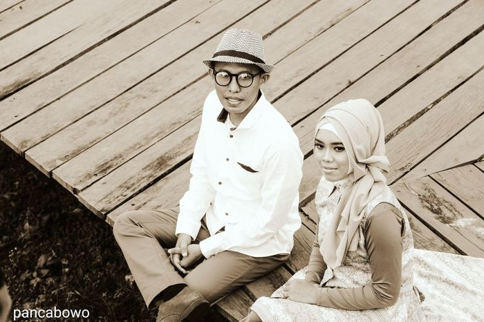 Prawed Outdoors Day Adult Wedding Day Wedding Two People People Heterosexual Couple Happiness Prawedding Photography Praweddingphotography Pilotdroneciletcilet Aceh, Indonesia Myjob Vintage Pancamedia Friendship Loveaceh