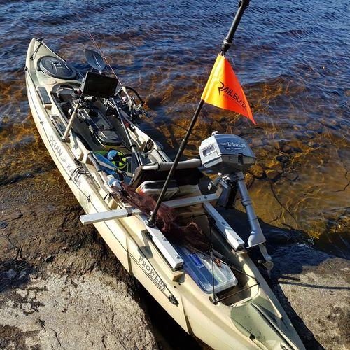 Water Fishing Fishingkayak Kajakfiske Oceankayak