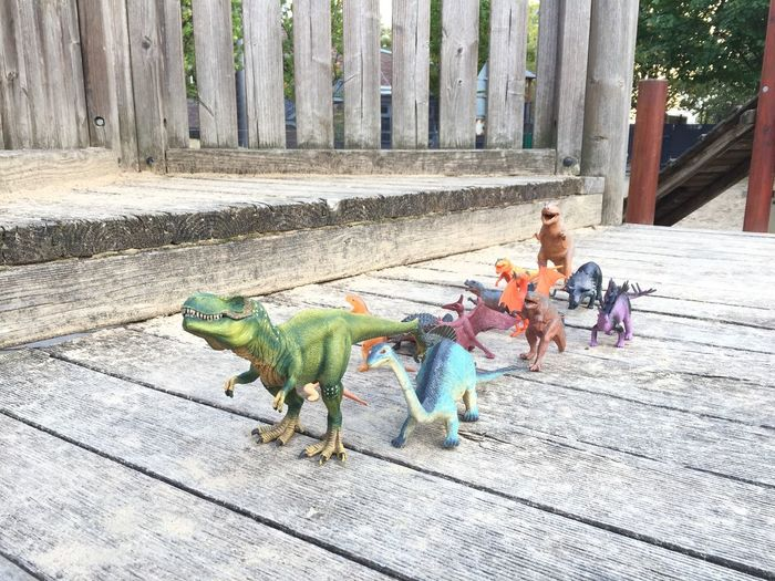 Day Dinosaurs