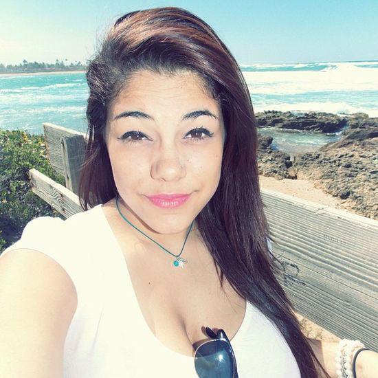 piñonessss <3 Islaverde Pi ñones Cute Beach puertorico olas naturaleza me nice