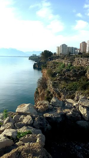 Antalya Turkey Showcase March Sea And Sky Seaside Relaxing