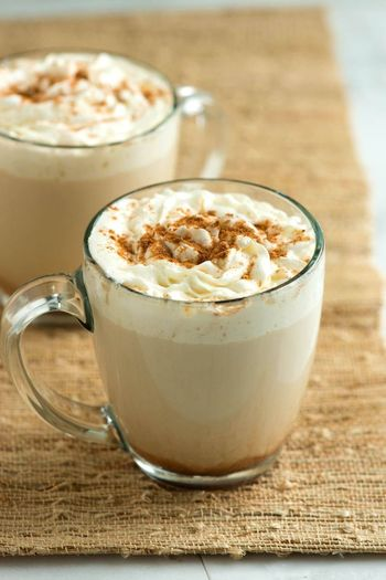 Cofee☕️ Food And Drink Drink Refreshment Coffee Coffee - Drink Cappuccino Hot Drink