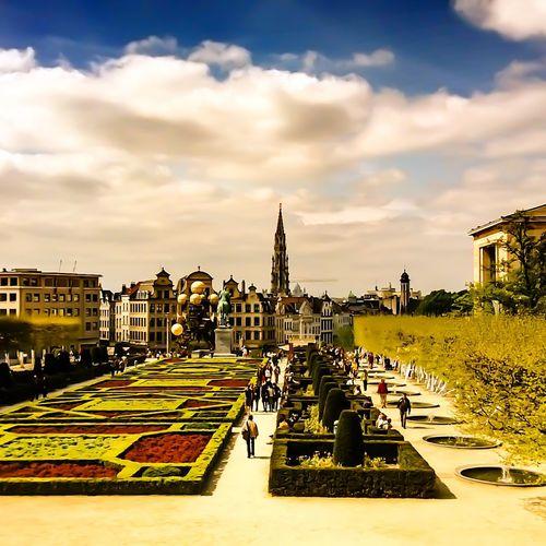 Brussels Montdesarts