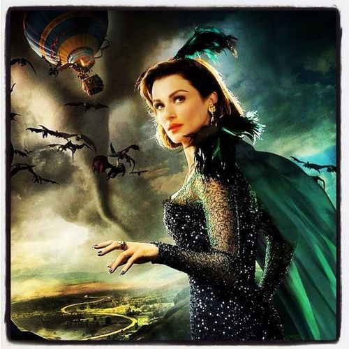 Meet Evanora Protector Of Emrald City And Wicked Witch Of The East