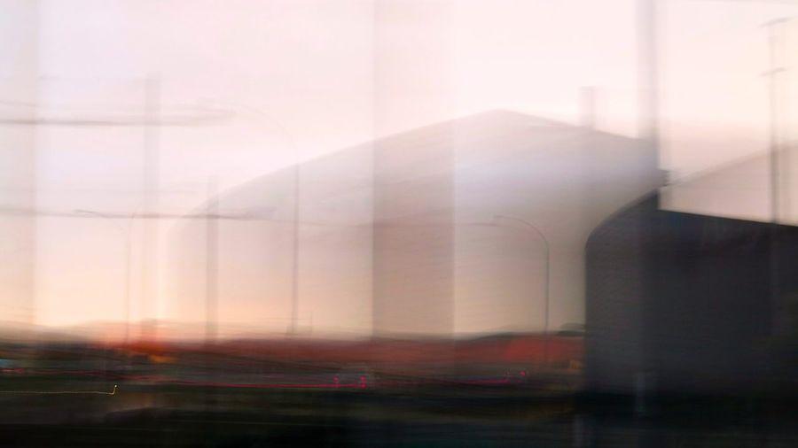 Architecture Blurred Motion Urban Landscape