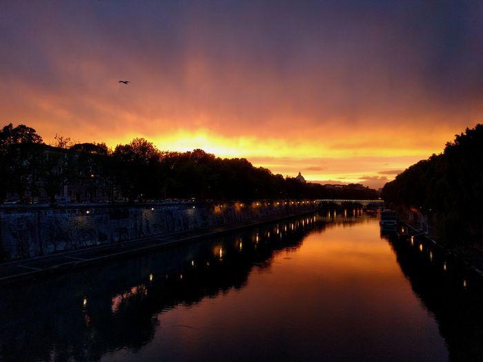 Nofilter Sunset Reflection phase 3